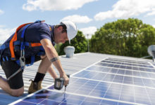 Solar Company Honored for Commitment to Improving NC Air Quality
