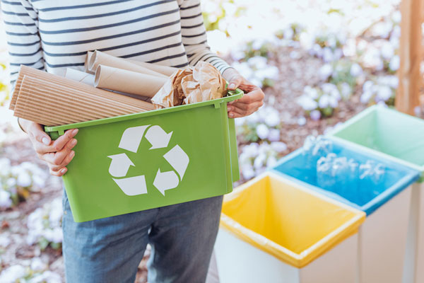 This Black Friday, Consider Recycling Options for Paper, Plastic Waste