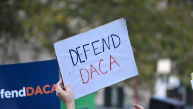Tennessee DACA Recipients Rally at US Supreme Court