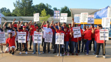 First VA Metrobus Strike in 41 Years Enters Second Month